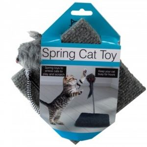 Spring Cat Toy